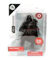 New Disney Store Star Wars ToyBox Darth Vader 5'' Action Figure