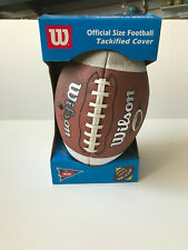 New Wilson Ncaa Reaction Offical Size Football