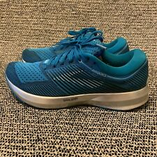 Brooks Levitate Teal Blue Women's Athletic Running Shoes Size 8.5 B