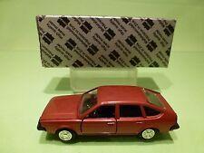 CONRAD 1010 VW VOLKSWAGEN PASSAT GLS - METALLIC RED COPPER 1:43 - GC IN BOX