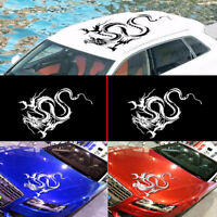 Car Hood Chinese Dragon Styling Sticker Graphic Wrap For Auto Trunk Vinyl Decal