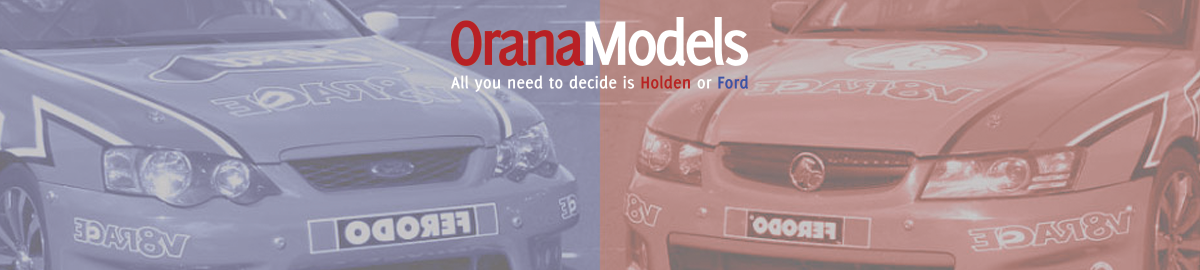 Orana Models