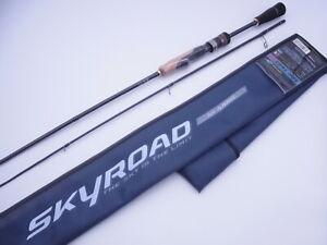 Major Crarft Skyroad Sky Road SKE-T682 AJI Ajing 2pcs Spinning Rod NIP