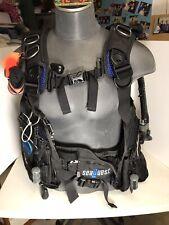 Sea Quest Pro Unlimted Vest Large