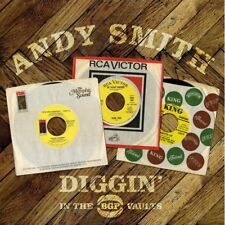 """ANDY SMITH DIGGIN' IN THE BGP VAULTS  """"24 TRACKS - DOUBLE LP""""    FUNK"""