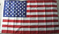 UNITED STATES AMERICA USA OLD GLORY STARS STRIPES STAR SPANGLED POLY FLAG 3X5 FT