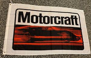 Motorcraft Banner/Flag
