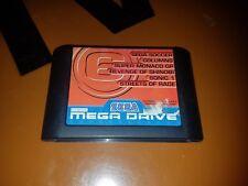 # SEGA Mega Drive - MG 6 Vol.3 - Streets of Rage + Shinobi + Sonic + Columns.. #