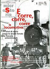 Ferrovie Toscana EMPOLI-SIENA, PORRETTANA, ALTO PISTOIESE, FAENTINA, VALLOMBROSA
