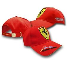 Ferrari Alonso Signature Cap Official Licensed Product-Adulte Taille Unique