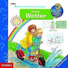 Wieso? Weshalb? Warum? Unser Wetter. CD | Buch | Zustand akzeptabel