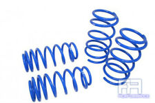 Manzo Lowering Lower Drop Spring for Focus 06-07 Mazda3 Mazda 3 04-09 F/R: 1.5""