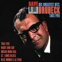 """DAVE BRUBECK """"GREATEST HITS"""" CD NEW"""