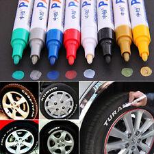 Caliente marcador universal permanente impermeable la banda de rodadura del neumático Goma para Coche