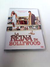 "DVD ""LA REINA DE BOLLYWOOD"" RAJEEV MANOJ VIRANI JASON LEWIS KASHMERA SHAH"