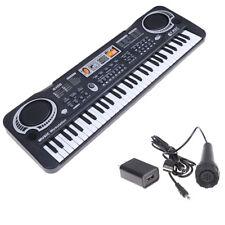 61 Keys Digital Music Electronic Keyboard Piano Children Gift USB PKTP