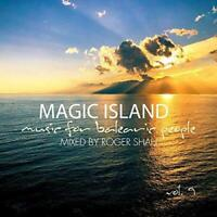 Magic Island - Music For Balearic People Vol. 9 - Mixed Roger Shah (NEW 2CD)