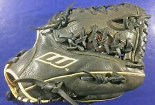 "Worth Century Series Fastpitch Softball Glove C125Bcfs 12.5"" Rht Black"