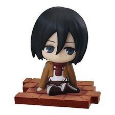 Attack on Titan Suwarasetai Sitting Mini Figure Collection - Mikasa Ackerman