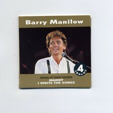 "Barry Manilow Maxi-CD Mandy - 3 inch 3"" CD - 162051 Arista"