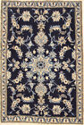 Traditional Floral Design 3X5 Small Hand-Knotted Rug Oriental Home Decor Carpet