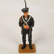 Del Prado - USSR-1941 Naval Infantryman - Painted Lead Soldier