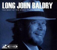 Long John Baldry - Best of the Stony Plain Years [New CD]
