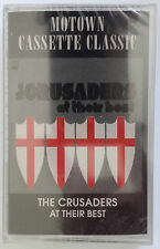 The Crusaders...At Their Best........Sealed Cassette Album