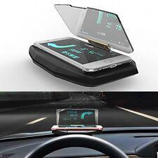 Car GPS HUD Head Up Display Cellphone Holder Mount For Smart Phone Navigation