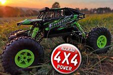 RC Crawler ROCK STAR 4WD Allrad ferngesteuertes 2,4 Ghz Auto Monster Truck NEU