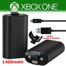 For Official XBOX ONE Charge and Play Kit Rechargeable Battery & Charging Cable