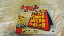 GUESS WHO BY MB GAMES IN VERY GOOD CONDITION