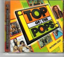 (FK96) Top Of The Pops, Autumn 2001 - 2001 CD