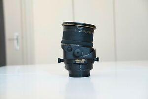 Nikon PC-E Micro Nikkor 85mm f/2.8D tilt-shift