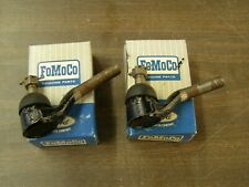 NOS OEM Ford 1960 1965 Falcon Outer Tie Rod Ends 1961 1962 1963 1964 Manual Str.