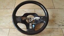 1996-1998 Jeep Grand Cherokee ZJ Black Leather Steering Wheel OEM