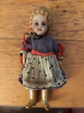 1930s Bisque 4 Inch Doll