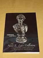 2006 HERITAGE AUCTION GALLERIES HENRY E LUHRS COLLECTION  BOOK TEXAS CATALOG