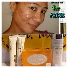 Dr. Alvin PSCF Glycolic Set Anti-Acne Pimples 100% Authentic