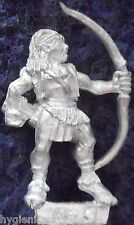1989 wood elf mm80 abbiamo 3 Marauder elven army SILVAN WARHAMMER Citadel AD&D METAL