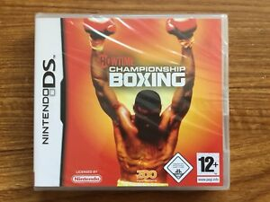 Showtime Championship Boxing (DS) Brand New, Sealed FAST POST