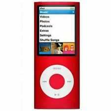Apple iPod Nano 4th Generation (PRODUCT) RED (8GB)