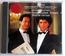 CD (s) - Haydn - PIANO CONCERTO / VIOLIN CONCERTO No.1 - E.Kissin / V.Spivakov