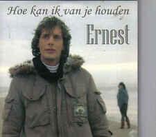 Ernest-Hoe Kan Ik Van Je Houden cd single