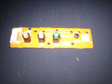 MITSUBISHI LED & ON/OFF BOARD 935D983001 FROM MODEL WD-60735