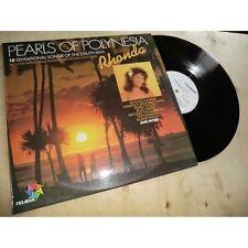 RHONDA pearls of polynesia - INDONESIA FOLK - AUSTRALIA TELMARK Lp