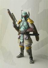 "6.3""Star Wars Samurai Ronin Boba Fett BAN DAI PVC Action Figures Statue"