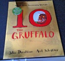 The Gruffalo by Julia Donaldson (Paperback, 2009) + CD Gruffalo's song