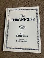 The Chronicles By Karl Fulves First Edition Mint Condition Coin & Card Magic