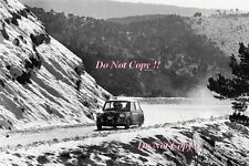 Paddy Hopkirk Mini Cooper S GRX 5D Monte Carlo Rally 1966 Photograph 1